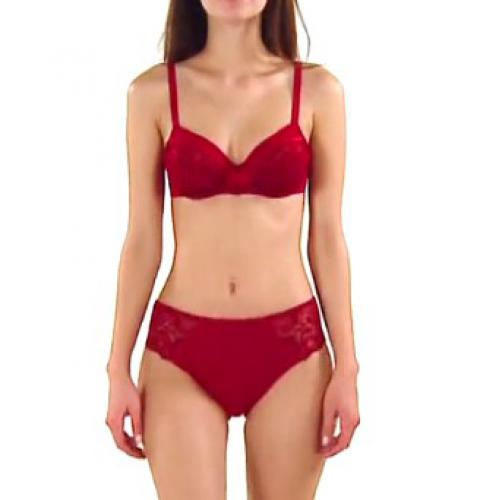 Culotte Italienne Rouge