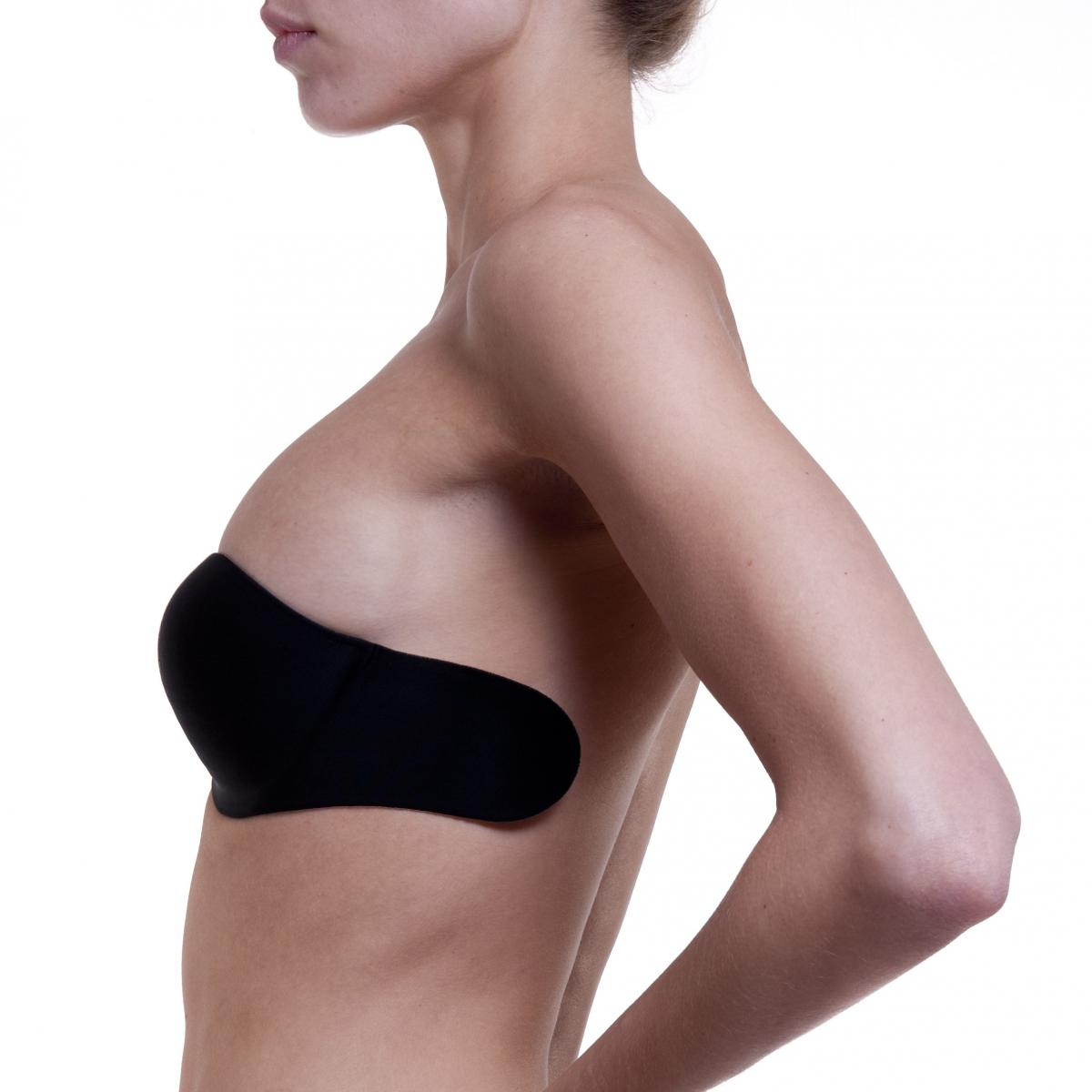 nouveau sélection magasiner pour le luxe énorme inventaire Soutien-gorge bandeau sans dos 0 noir par Magic body fashion