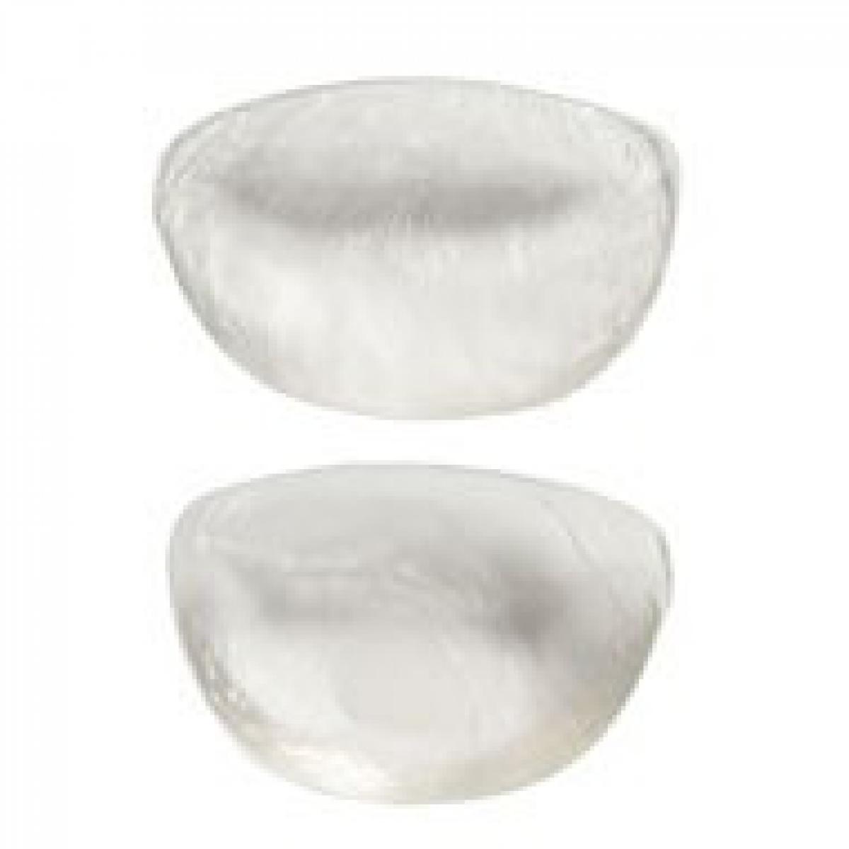 Coussinets en Silicone Adhésifs et Waterproof Transparent