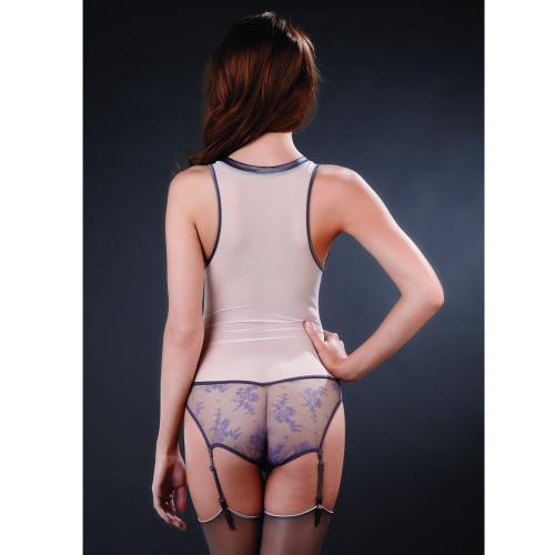 Maison Close Body-culotte décolleté en V