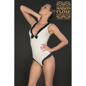 Body String Col V - Lingerie Maison Close