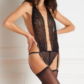 Body string ouvrable - Lingerie Maison Close