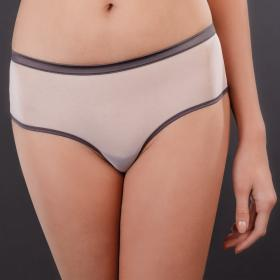 Shorty Gris-Rose Maison Close - Shorty et boxers - Lingerie Maison Close