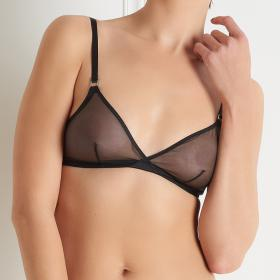 Soutien-gorge triangle - Lingerie Maison Close