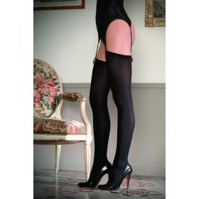Bas Noir Maison Close - Bas - Sélection de bas, collants et socquettes