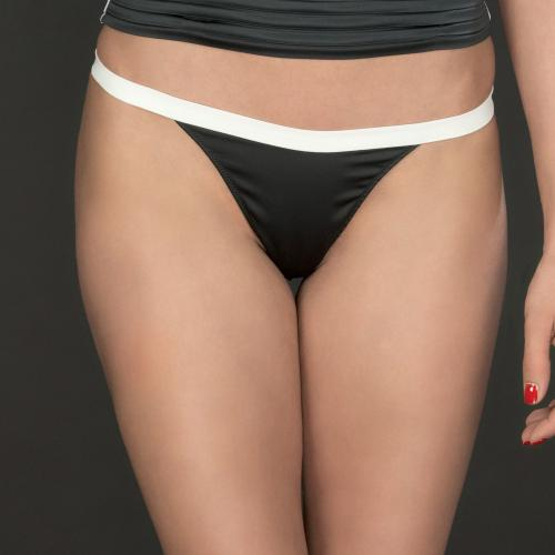 Maison Close String Blanc-Noir