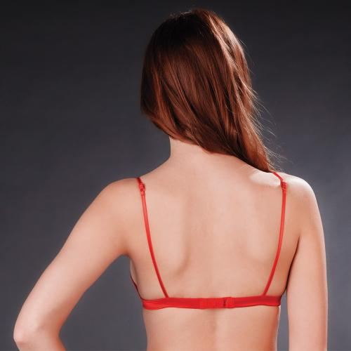 Maison Close Soutien-gorge triangle sans armatures