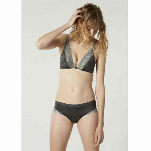 Soutien-gorge triangle armatures gris SHADE
