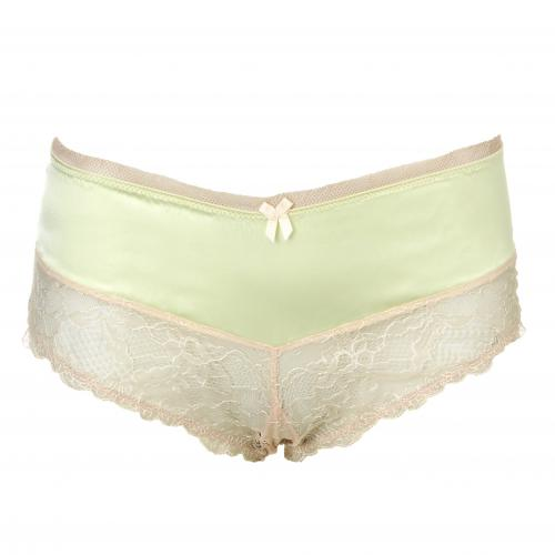 Mimi Holliday Culotte Taille Haute Vert-Rose
