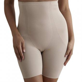 Panty gainant taille haute beige