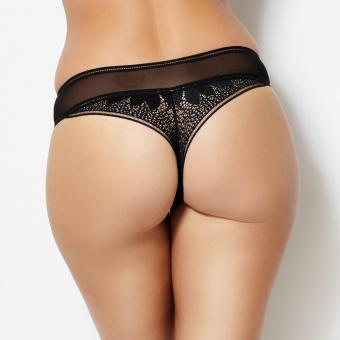 Tanga Taille Basse Baiser Vole Miss Sans Complexe