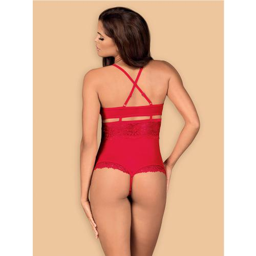 Body string rouge Sexy Body