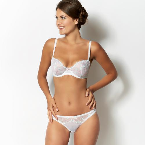 Soutien-gorge corbeille LOVE STORY Oups by Sans Complexe