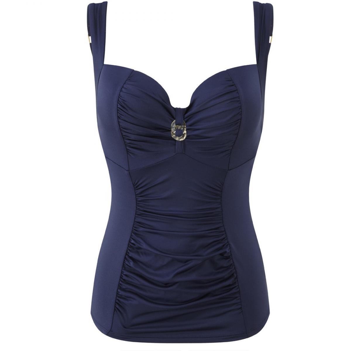 a960113a09 Tankini Balconnet à Coques Bleu Panache Maillot - Armaturés (maillots) -  Maillots de bain