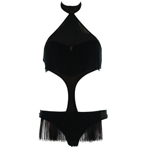 Body Trikini Noir Playboy