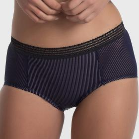 Shorty bleu Playtex - Shorty et boxers - Lingerie Playtex