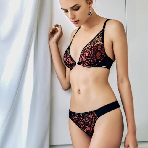 Rosy Soutien-gorge triangle