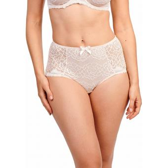 Culotte Taille Medium Beige