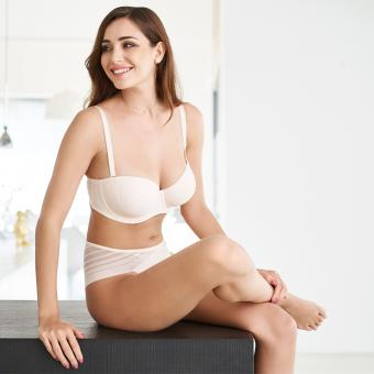 Soutien-gorge Emboitant Sans Armature Rose Lift Up