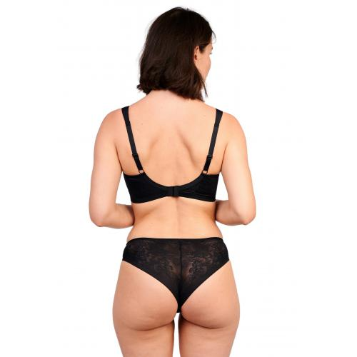 Tanga - Noir Perfect Shape