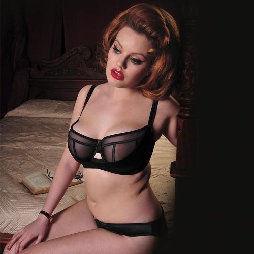Culotte cul nu Peek-A-Boo Scantilly