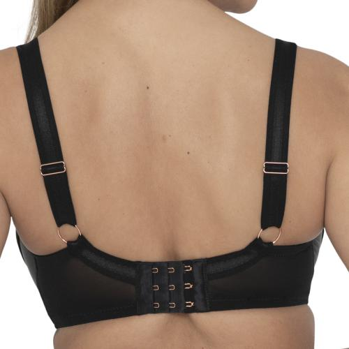 Soutien-gorge corbeille armatures demi-sein Harnessed Scantilly