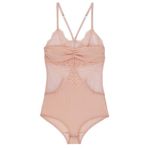 Stella McCartney Lingerie Body Rose