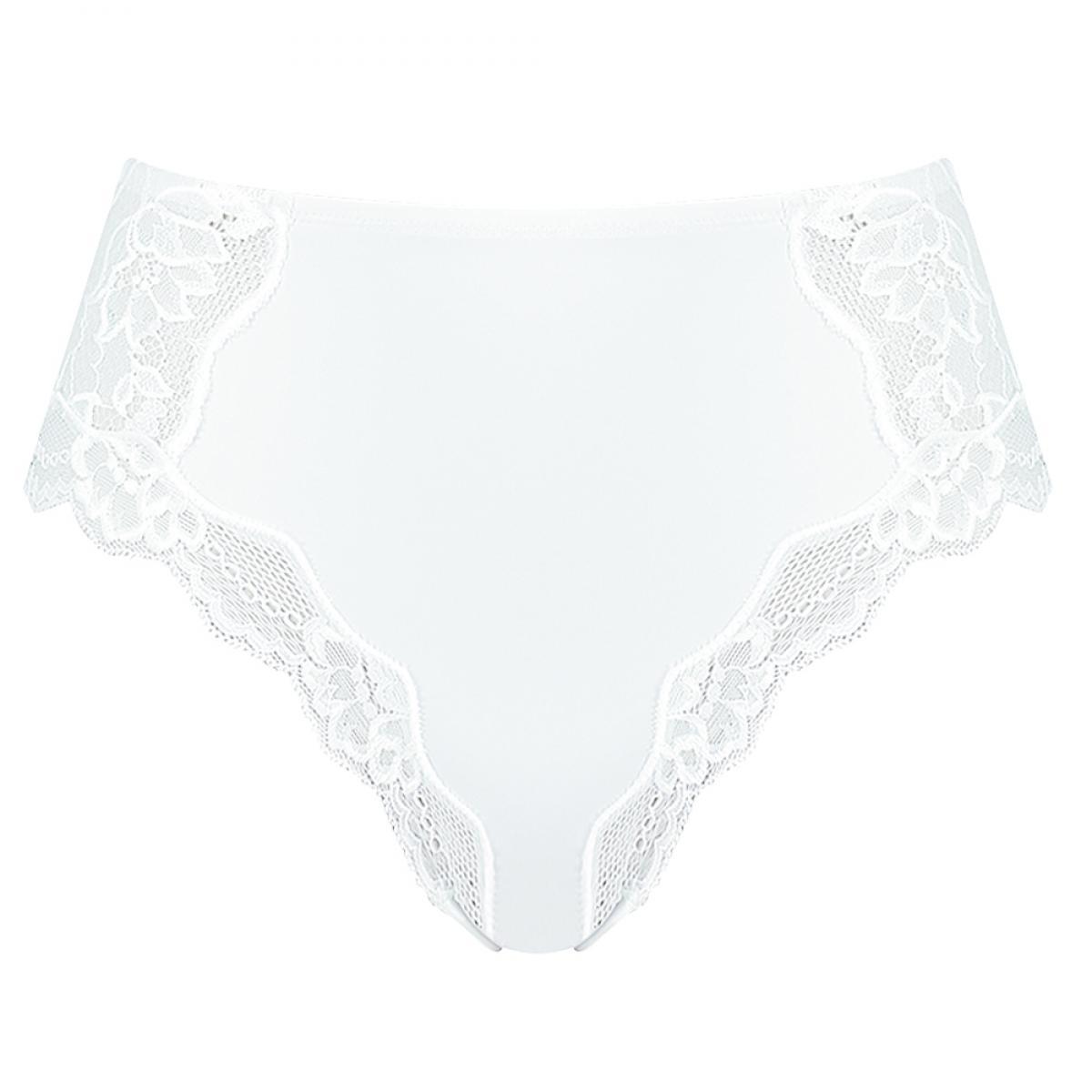 Slip culotte blanc