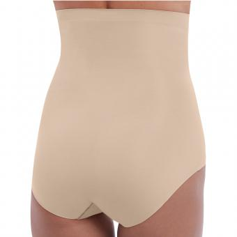 Culotte gainante taille haute Beyond Naked Cotton Shapewear Wacoal