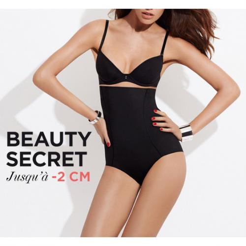 Culotte gainante invisible Beauty Secret Wacoal