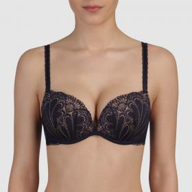 Soutien-gorge full effect sun/marine Wonderbra - Push-up - Lingerie Wonderbra